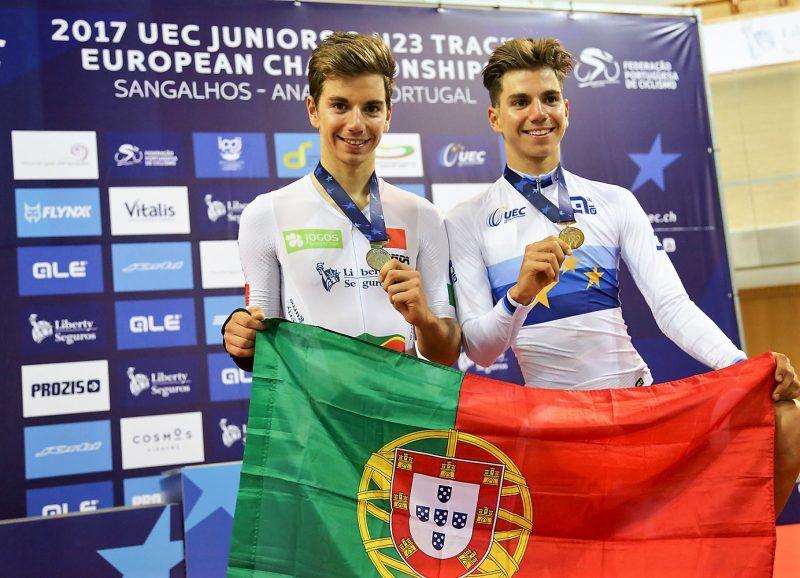 Duas medalhas para Portugal