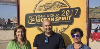 Secretária de Estado do Turismo visita Ocean Spirit