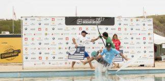 SUP Sprint no Ocean Spirit