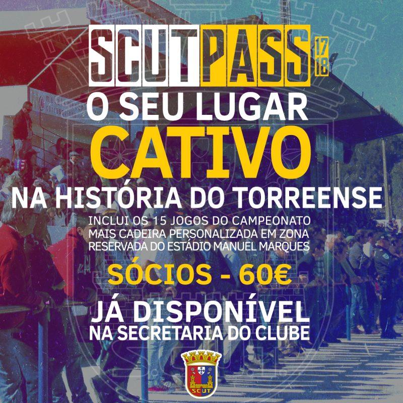 SCUT pass 2017/2018