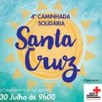 Caminhada Solidária domingo 30 Julho