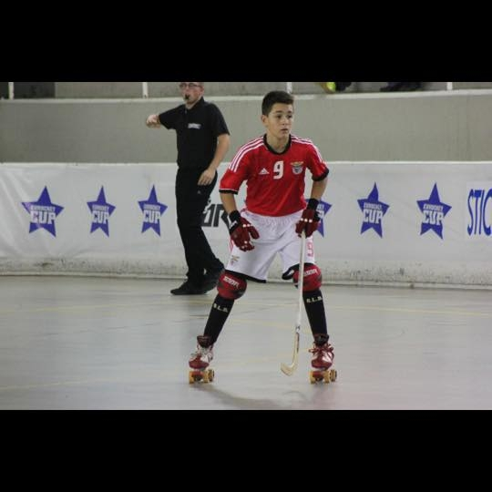 Miguel Fortunato campeão europeu sub-17