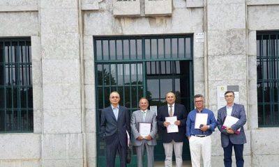 PS entrega listas no tribunal para autárquicas 2017