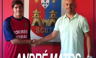 André Matos reforça o Torreense