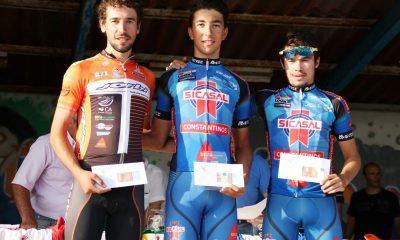 Marcelo Salvador triunfa em Nafarros