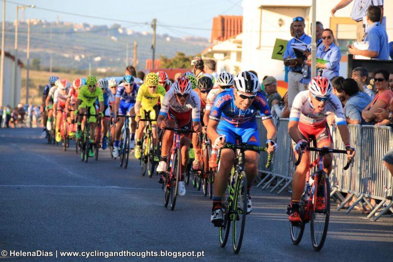 Rafael Apolinário em sprint para a meta