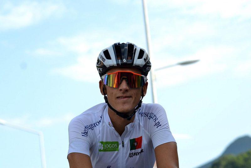 Tiago Antunes 30º na Volta a França do Futuro