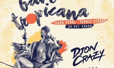 Djon Crazy na Bang Venue - 2 Setembro