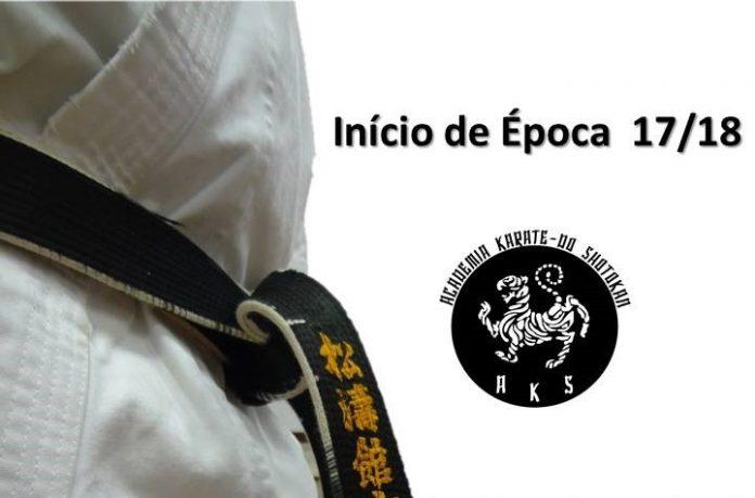 Início de época Academia Do-Shotokan