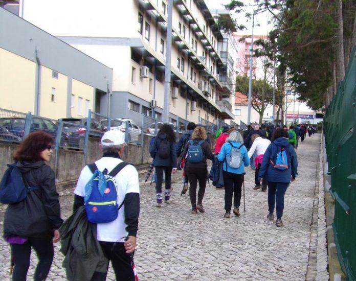 Caminhada BEACTIVE da Física a 30 de Setembro