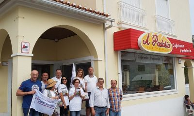 Autárquicas 2017 - TnL visita A dos Cunhados e Maceira