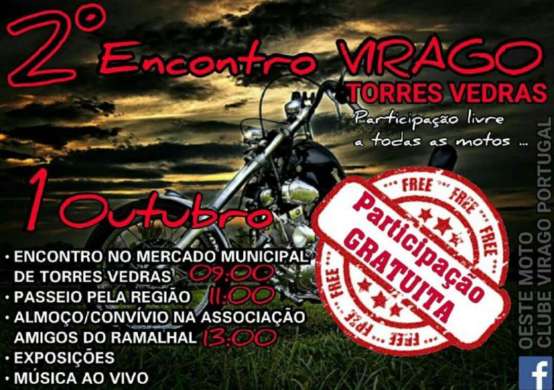 2º Encontro Torres Vedras Virago