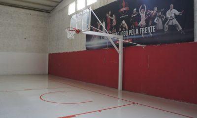 Física eliminada da Taça de Portugal em Basquetebol