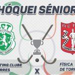 Sporting Torres - Física, amanhã em Hóquei em Patins