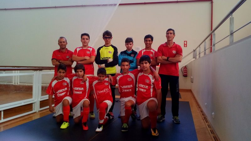 Futsal - Resultados Casa do Benfica de Torres Vedras