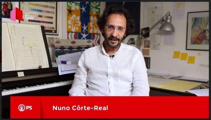 Autárquicas 2017 - PS - Nuno Côrte-Real apoia Carlos Bernardes