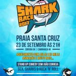 cartaz sharkrace