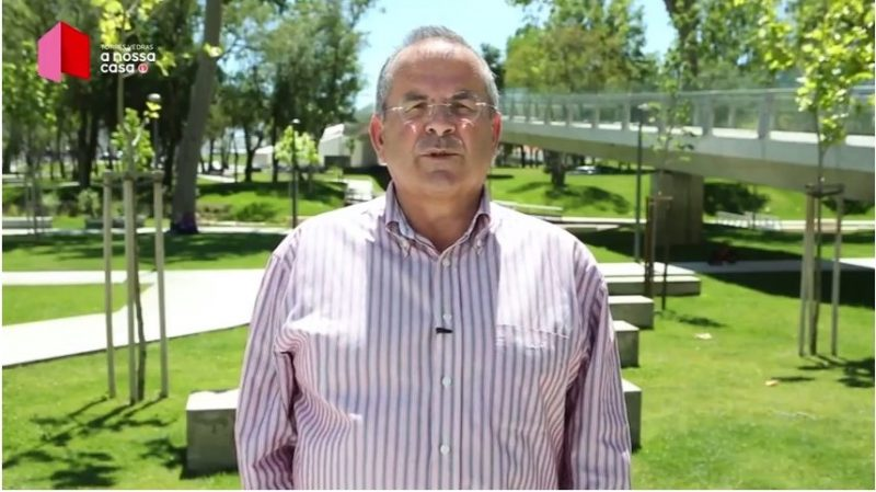 Autárquicas 2017 - PS - Carlos Miguel apoia candidatura de Carlos Bernardes