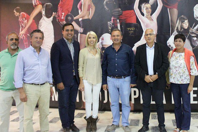 Autárquicas 2017 - PSD/CDS - Marco Claudino visita Física e Frismag