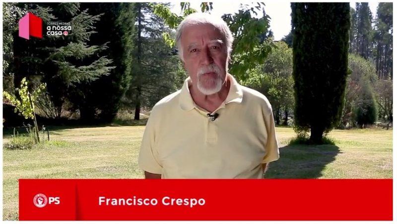 Autárquicas 2017 - PS - Dr.Francisco Crespo apoia Carlos Bernardes