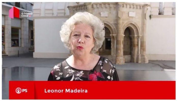 Autárquicas 2017 - PS - Leonor Madeira apoia Carlos Bernardes