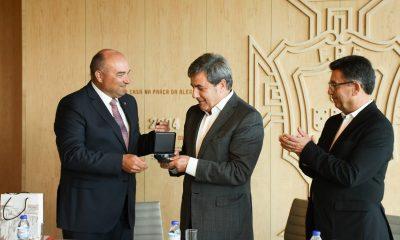 Assinado protocolo com a FPF para organização de provas desportivas