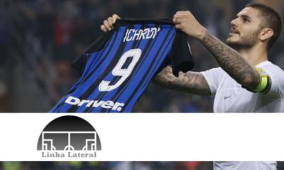"""Linha Lateral - """"La Bella Italia e um postal da Liga dos Campeões"""""""