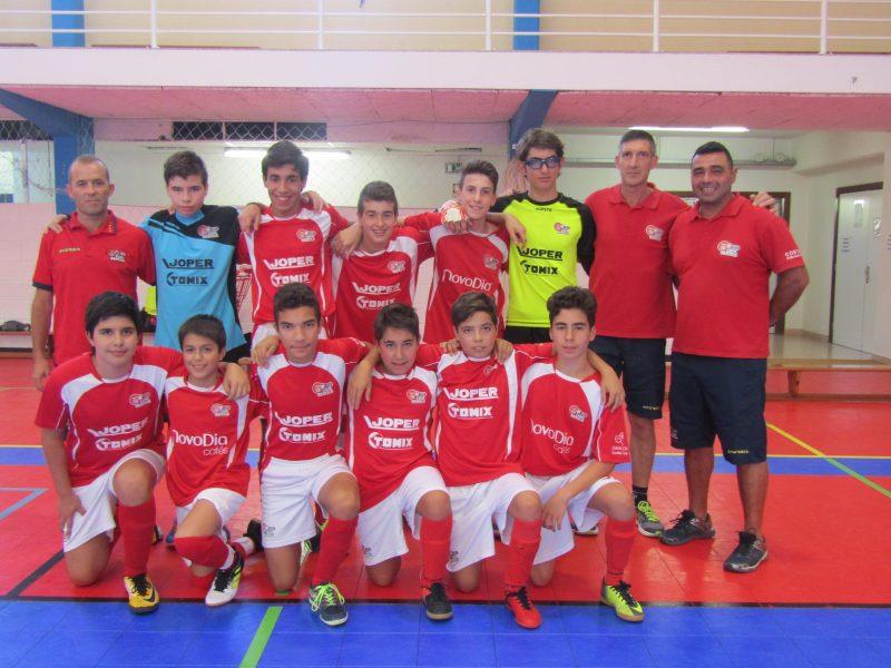 Futsal - Casa Benfica Torres Vedras
