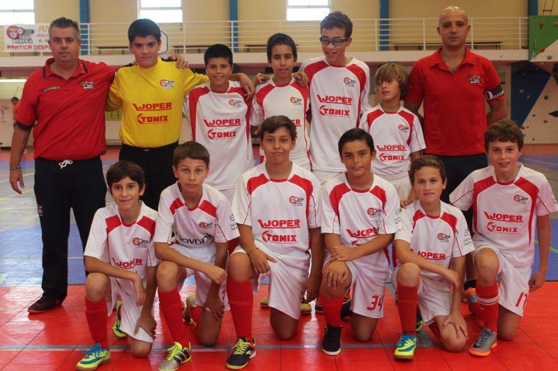 Resultados Futsal - Casa do Benfica de Torres Vedras