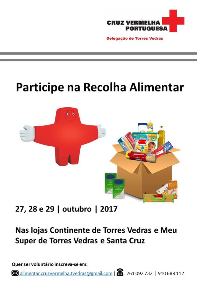 Recolha Alimentar out2017