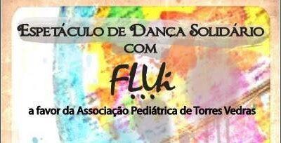 21 Outubro - Dança a favor da Ass. Pediátrica de Torres Vedras