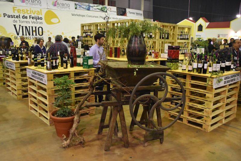 Vinho de Torres Vedras em destaque nas Festas da Cidade