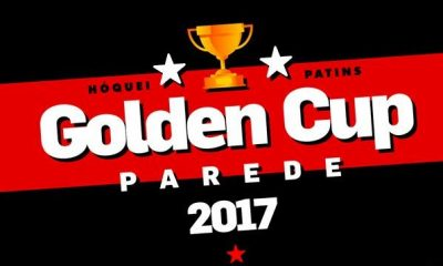 Física em 9º na Golden Cup em Hóquei Patins