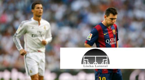 Linha Lateral: Os dados em análise no jogo de futebol