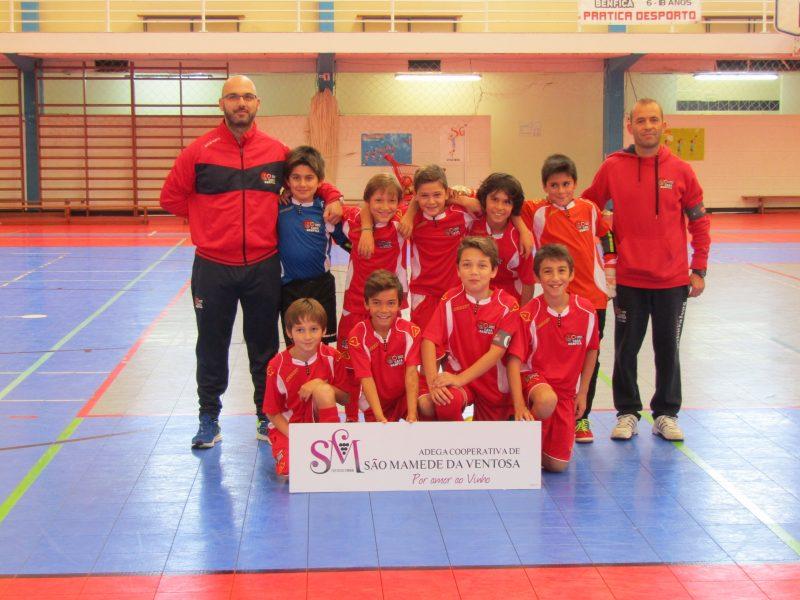 Resultados da Casa do Benfica de Torres Vedras