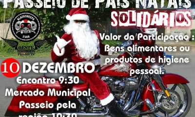10 Dezembro veste-te de Pai Natal e participa por uma boa causa