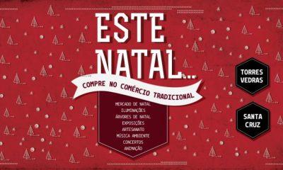 """Este Natal...Compre no Comércio Tradicional"""