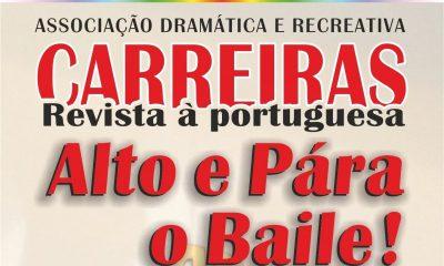 Revista à Portuguesa nas Carreiras - Próximas datas!