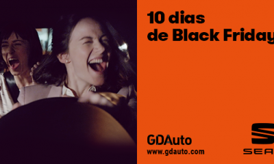 GDAuto Seat com 10 dias de Black Friday