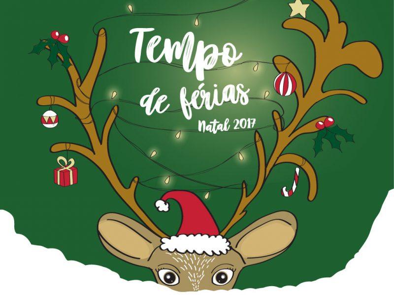 Tempo de férias - Natal 2017 da Câmara Municipal Torres Vedras
