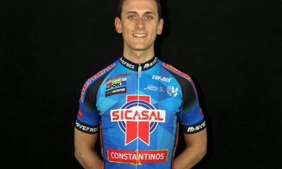 Tiago Antunes no Centro Mundial de Ciclismo em 2018
