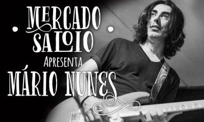 Noite Rock com Mário Nunes no Mercado Saloio