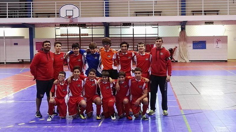 Resultados futsal Casa do Benfica de Torres Vedras