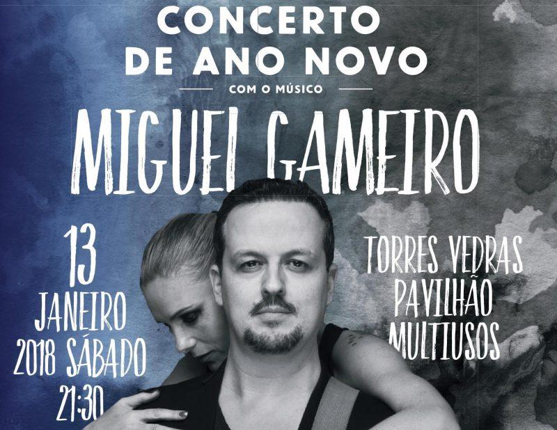Miguel Gameiro é o convidado da Banda dos Bombeiros para o Concerto de Ano Novo