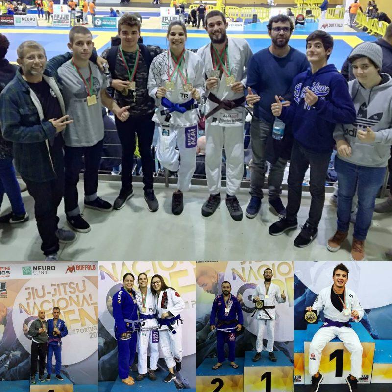 Quatro campeões nacionais para Torres Vedras