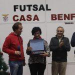 Festa de Natal do Futsal - Casa do Benfica de Torres Vedras