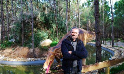 Luís Rocha é o Diretor Geral do Dino Parque