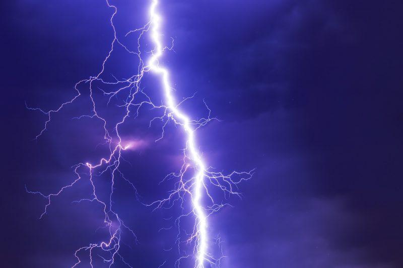 Vê aqui se tens nome de tempestade