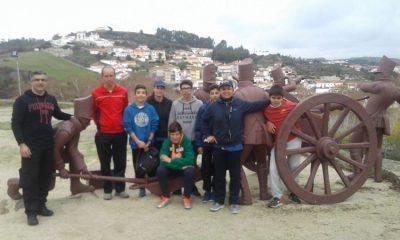 Escola Ciclismo Joaquim Agostinho regressa aos trabalhos