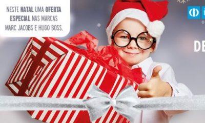 Óticas OCT com ofertas especiais neste Natal
